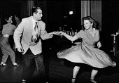 1940s dancing, Fortissimo Club, Notre Dame Hall, London
