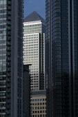Canary Wharf, Docklands, Isle of Dogs, East London. One Canada Square - Jess Hurd - 20-10-2020