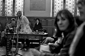 Juliet Mitchell, First National Women's Liberation Conference, Ruskin College, Oxford 1970 - Sally Fraser - 27-02-1970