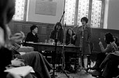 First National Women's Liberation Conference, Ruskin College, Oxford 1970. Audrey Wise? - Sally Fraser - 27-02-1970