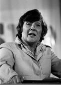 Shirley Williams speaking SDP conference London 1981 - Martin Mayer - 09-10-1981