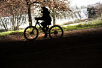 8 year old autistic boy rideing his bike, Bristol - Paul Box - 03-01-2021