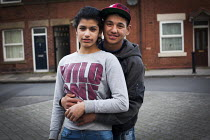 26-04-2014 - Youth on the streets of Eastwood, Rotherham. © Connor Matheson