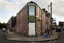 08-28-2014 - Housing in Kimberworth, an Asian area. Kimberworth, Rotherham, South Yorkshire. © Connor Matheson