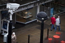 16-02-2015 - CCTV camera. Barnsley Town Centre. © Connor Matheson