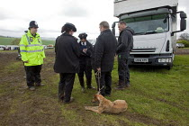 10-05-2012 - RSPCA operation, Stow Horse Fair, Stow-on-the-Wold, Gloucestershire © David Mansell