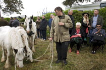 06-06-2015 - Appleby Horse Fair, Cumbria which attracts thousands of visitors. © David Mansell