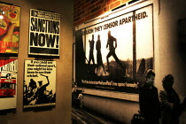 20-04-2005 - Archive images in the Apartheid Museum in Johannesburg, South Africa. © Gerry McCann