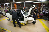 24-10-2012 - BMW Group Mini production line, Cowley, Oxford © John Harris