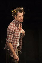 22-04-2013 - Alex Waldmann as Orlando in As You Like It. RSC, Swan, Stratford-upon-Avon © John Harris