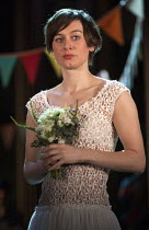 22-04-2013 - Pippa Nixon as Rosalind in As You Like It. RSC, Swan, Stratford-upon-Avon © John Harris