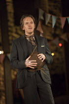 22-04-2013 - Oliver Ryan as Jaques in As You Like It. RSC, Swan, Stratford-upon-Avon © John Harris