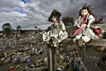 16-10-2009 - Toy Graveyard, Normandy. France. © Jess Hurd