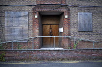 22-07-2013 - St Clements Hospital, a Victorian mental health hospital in Mile End that closed in 2005. Formally a workhouse and an infirmary. The site is now owned by the Homes & Communities Agency. Local campaign... © Jess Hurd