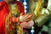 14-07-2000 - Asian wedding. London © Paul Box