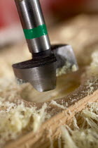 08-07-2006 - Woodwork class, at Clevedon Community School. © Paul Box