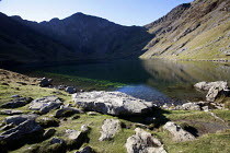 28-10-2010 - Llyn Cau lake, Cader Idris or Cadair Idris mountain, situated in the Snowdonia National Park, North Wales. © Paul Box