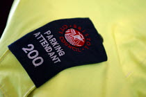 03-03-2004 - A parking attendant badge , Bristol © Paul Box