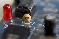 10-05-2006 - A circuit board. © Paul Box