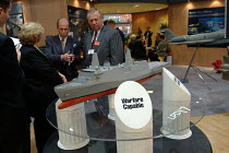 09-09-2003 - Defence Systems and Equipment International Exhibition, Docklands, London 9/9/03. © Philip Wolmuth