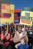 01-05-2016 - EQUITY Dance members May Day Rally London © Stefano Cagnoni