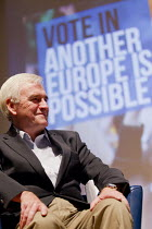 28-05-2016 - John McDonnell MP speaking at Another Europe is Possible conference, Vote In campaign. UCL Institute of Education. London. © Jess Hurd