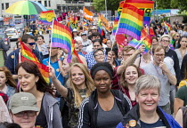 09-07-2016 - Pride Day Parade, Bristol © Paul Box