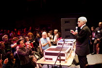 09-24-2016 - John McDonnell MP speaking, workshop The World Transformed, Black-E, Liverpool © connor matheson