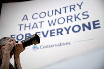 02-10-2016 - Conservative Party conference Birmingham. © Jess Hurd