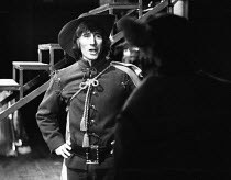 10-11-1970 - Jim Dale as Petruchio in The Taming Of The Shrew, directed by Frank Dunlop, Young Vic Theatre, London, 1970 © Chris Davies