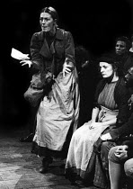 11-11-1971 - Vanessa Redgrave in Cato Street by Robert Shaw, Young Vic Theatre, London 1971 © Chris Davies