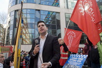 13-03-2017 - Make Some Noise For Orgreave protest at Home Office calling for public inquiry into policing at Orgreave during the MIners Strike and release of all state documents relating to the dispute Labour MP f... © Stefano Cagnoni