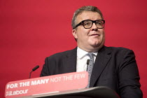 26-09-2017 - Tom Watson speaking Labour Party Conference, Brighton 2017 © Jess Hurd