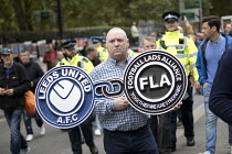 07-10-2017 - Football Lads Alliance protest against extremism, Central London © Jess Hurd