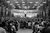 13-07-1973 - 1973 Prem Rawat speaking to The Divine Light Mission Guru Puja festival Alexandra Palace London © NLA