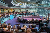 16-11-2017 - Mayors Question Time, London Assembly members questioning Sadiq Khan, City Hall, London © Philip Wolmuth