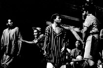 13-09-1965 - The Road by Wole Soyinka, The Mermaid Theatre, London, 1965 © Romano Cagnoni
