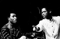 13-09-1965 - The Road by Wole Soyinka The Mermaid Theatre London 1965 © Romano Cagnoni