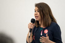 10-04-2018 - Tulip Siddiq MP, Camden Labour Party manifesto launch, May local government elections, London © Philip Wolmuth