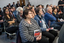 10-04-2018 - Camden Labour Party manifesto launch, May local government elections, London © Philip Wolmuth