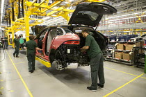 21-08-2017 - Jaguar Land Rover factory, Solihull © John Harris