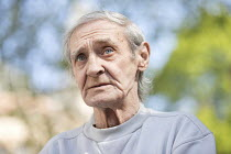 08-05-2018 - Paddy Hill, Birmingham Six, Justice for Sam Hallam appeal for compensation for miscarriage of justice at the Supreme Court, London © Jess Hurd