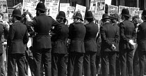 13-07-1979 - Protesting against the police Special Patrol Group (SPG), London © John Sturrock