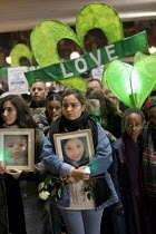 14-12-2017 - Justice for Grenfell six month anniversary silent walk, Kensington and Chelsea, London © Jess Hurd
