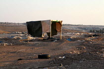 01-10-2013 - Al-Araqib, Negev Desert, Israel, which has been demolished over 110 times since 2010 by Israeli authorities seeking to evict the Bedouins from their land © Joanne O'Brien