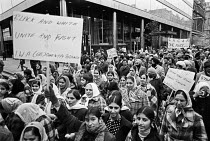 24-11-1979 - Asian women protest through London 1979 against the anti-immigration laws of the new Conservative government © NLA