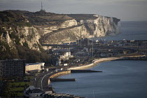 01-01-2019 - Port of Dover, New Years Day, Kent. © Jess Hurd