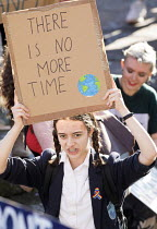 15-02-2019 - Climate strike students protest, Bristol © Paul Box