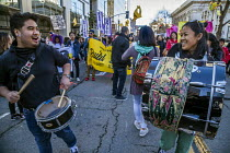 21-01-2019 - Oakland, California, USA, Reclaiming the Dream, Martin Luther King Jr Day celebration © David Bacon