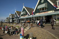 04-04-2019 - The island of Marken, North Holland, the Netherlands. © Jess Hurd